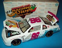 Winston Cup Racing Wives Aux Helping Lives Cruise 1996 Chevy Promo 124 Rare New
