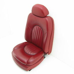 seat front Right Bentley Arnage 6.8 V8 09.99-
