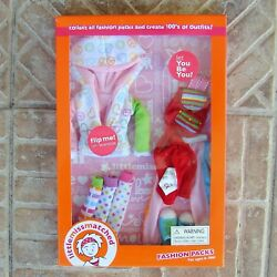 Little MissMatched Fashion Doll Clothes Pack Robert Tonner Toys Hoodie Bakcpack