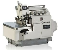 Reliable 5400SO 34 Thread Direct Drive Serger Semi Submerged Sewing Machine