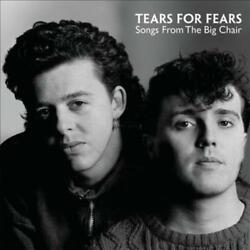 TEARS FOR FEARS - SONGS FROM THE BIG CHAIR (LP) NEW VINYL RECORD $20.07