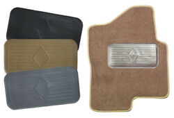 Color Coordinated Driver Side Heel Pad Upgrade for Avery's Floor Mats $5.00
