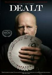 Dealt - DVD Region 1 Free Shipping!