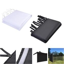 10 Ft Side Wall for Pop Up Canopy Tent Wedding Party Instant Shelter Sidewall $15.99