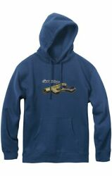 Blind Guy Mariano Toy Gun Pullover Hooded Sweatshirt