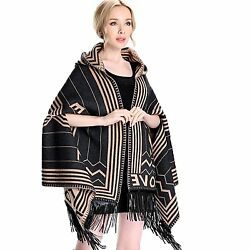 Womens Spring Fashion Cashmere Large Shawls and Wraps Both Sides Can Wear for...