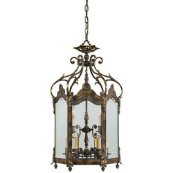 Minka Metropolitan 9 Light Foyer Pendant 47.75