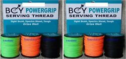 .009 POWER GRIP BCY BOW MATERIAL ( CENTER SERVING )