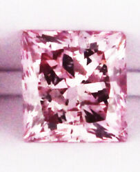 AUSTRALIAN 0.13ct!!  ARGYLE PINK DIAMOND 100% UNTREATED +CERTIFICATE INCLUDED