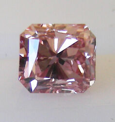 PINK DIAMOND 1.01ct!! ARGYLE 100% UNTREATED +ARGYLE LASER INSCRIPTION +GIA CERT