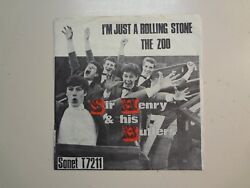 SIR HENRY & HIS BUTLERS:I'm Just A Rolling Stone-The Zoo-Denmark 7