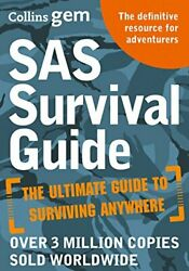 SAS Survival Guide: How to Survive in the Wild on La... by Wiseman John #x27;Lofty $9.06