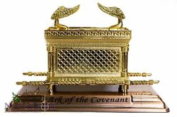 Statue Copper Ark of the Covenant 7.1