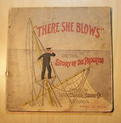 There She Blows Whaling Exhibit – 1893 Columbian World's Fair by G. A.Coffin