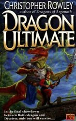 Dragon Ultimate by Rowley Christopher Paperback Book The Fast Free Shipping