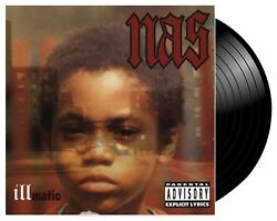 NAS - ILLMATIC NEW VINYL RECORD $20.77