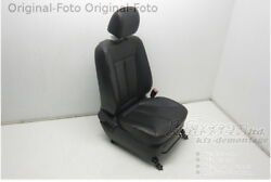 seat front Right Hyundai SANTA FE II cm 03.06- leather [WK]