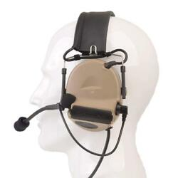 Armorwerx Hearing Protection Earmuffs Communication Headset Peltor Comtac $149.99