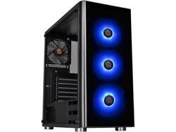 Thermaltake V200 Tempered Glass RGB Edition Mid Tower Chassis CA 1K8 00M1WN 01 $84.99