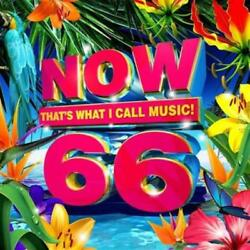 Now That's What I Call Music 66 Various Artists Audio CD NEW