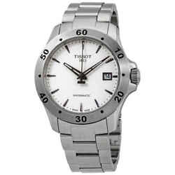 Tissot V8 Automatic Silver Dial Men#x27;s Watch T1064071103101 $214.09