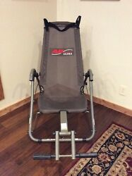 AB LOUNGE ULTRA ABDOMINAL FITNESS WORKOUT EXERCISE CHAIR