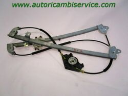 1485312080 MECHANISM LIFTS-GLASS CRYSTAL BRINGS UP FRONT LEFT ELECTRIC