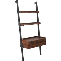 Ren-Wil Corsica Shelf NaturalAntique Black - SHE008