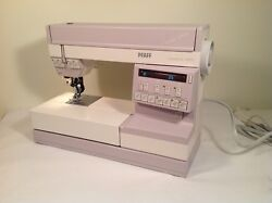 Pfaff 1371 with IDT Fully reconditioned with warranty Near Mint condition