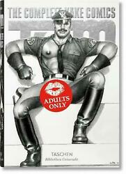 Tom of Finland: The Complete Kake Comics by Dian Hanson English Hardcover Book $19.48