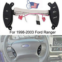 Steering Wheel Cruise Control Switch for 1998-2003 Ford Ranger SW-5928