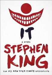 It Hardcover by King Stephen Brand New Free shipping in the US