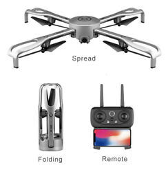 Folding Quadcopter 5G GPS Camera Drone with Long Battery Life Can Connect VR $185.00