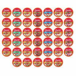Friendly#x27;s Variety Pack Coffee Pods for Keurig K Cups Brewer 40 count $24.98