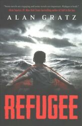 Refugee Paperback by Gratz Alan Like New Used Free shipping in the US