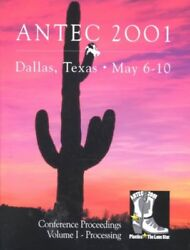 Antec 2001 Dallas Texas May 6-10 Conference Proceedings Paperback ISBN 158...