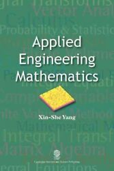 Applied Engineering Mathematics Paperback by Yang Xin-she ISBN 1904602576...