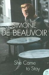 She Came to Stay Paperback by Beauvoir Simone de ISBN 0007204647 ISBN-13 ...