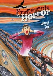 Fragments of Horror Hardcover by Ito Junji Like New Used Free shipping in...
