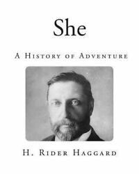She Paperback by Haggard H. Rider Like New Used Free shipping in the US