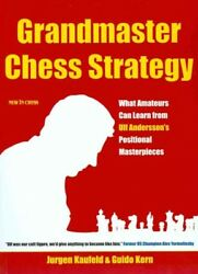 Grandmaster Chess Strategy : What Amateurs Can Learn from Ulf Andersson's Pos...
