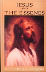 Jesus and the Essenes Paperback by Cannon Dolores Like New Used Free ship...