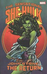 Sensational She-Hulk by John Byrne : The Return Paperback by Byrne John; Eu...