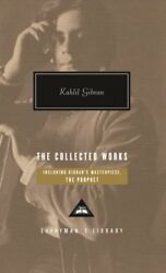 Collected Works Hardcover by Gibran Kahlil ISBN 0307267075 ISBN-13 978030...