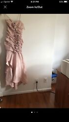 Pink party dresses for women $105.00