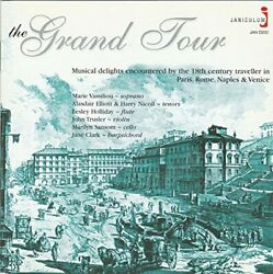 The Grand Tour -  CD GKVG The Fast Free Shipping