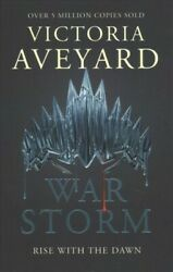 War Storm Paperback by Aveyard Victoria Like New Used Free shipping in th...