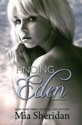 Finding Eden Paperback by Sheridan Mia Like New Used Free shipping in the US