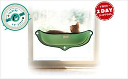KampH Pet Products EZ Mount Window Bed Kitty Sill (27quot x 11quot x 6quo