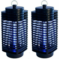 2Pack Electric Mosquito Fly Bug Insect Zapper Killer Trap Lamp Stinger Pest 110V $22.90